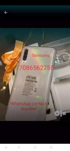 Samsung A30S 4 GB RAM 64 GB memory