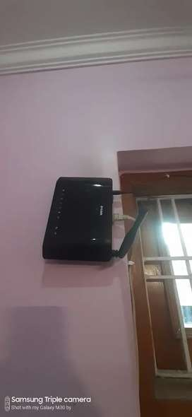 D-Link ADSL2+ROUTER (Running Condition)
