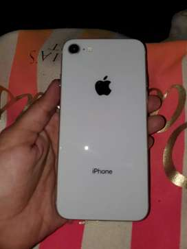 iPhone 8 white color