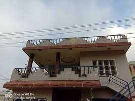 Residential house with all facility and easy access to city