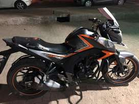 Honda hornet in very good condition.