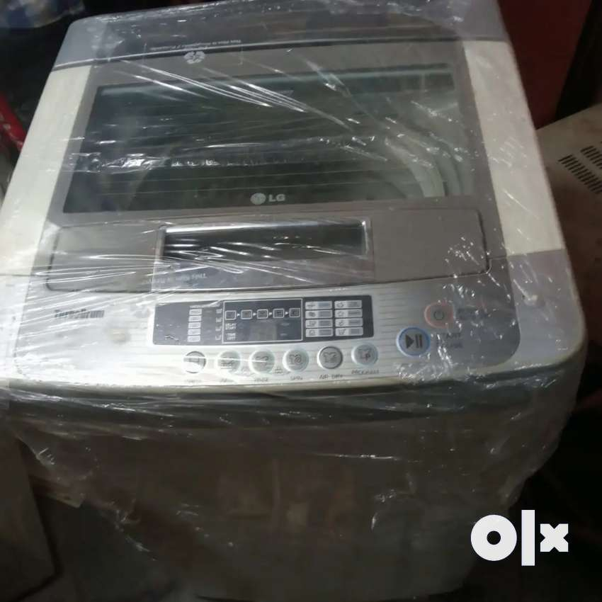 L.G 6.2 kg turbo fully automatic washing machine