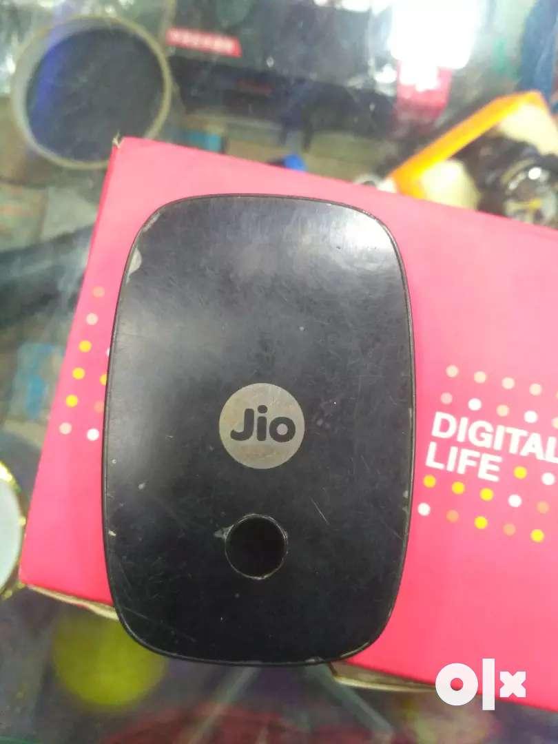JioFi 2 your personal Hotspot 0