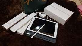 Dijual iPad (6th Generation) Wi-Fi only 128GB + apple pencil