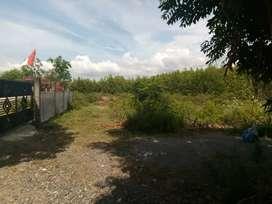 Dijual tanah murah kawasan Peukan bada dekat kantor koramil