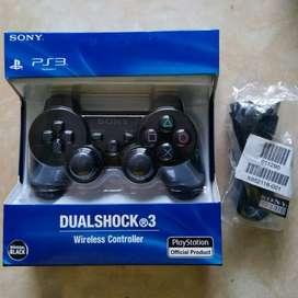 STIK PS3 OP WIRELESS + KABEL USB CAS STIK