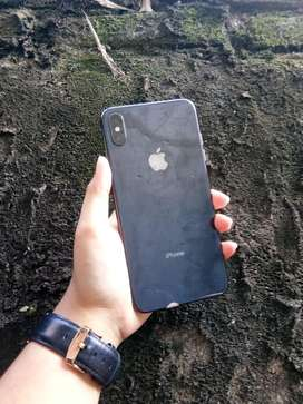 IPhone XS MAX 64GB Grey RESMI second IBox