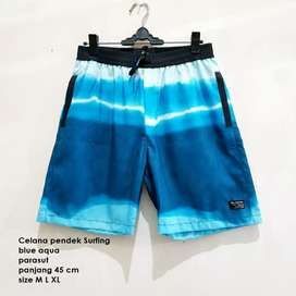 Celana cowok kolor pantai bisa buat futsal badminton