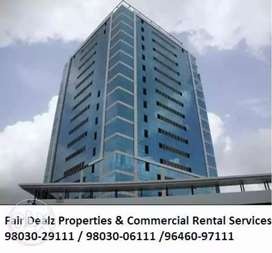 Commercial offices for business are available rent in Ranjit Avenue