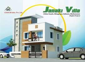 Duplex project,Bhingarpur,BaliAnta, Bhubaneswar
