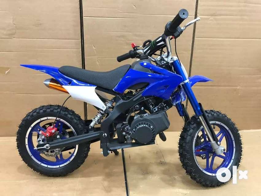 44 cc dirt bike in changodar 0