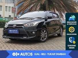 [OLXAutos] Toyota Yaris 1.5 S  A/T 2016 Hitam