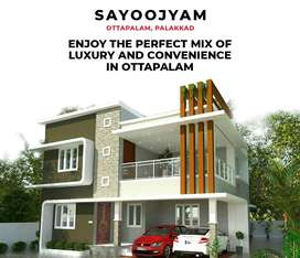 Just Pay 1 Lakh & Get Your Own Villa For Sale in Ottapalam Town