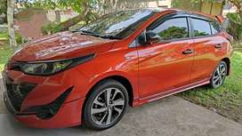 All New Toyota Yaris TRD Sportivo 1.5 AUTOMATIC