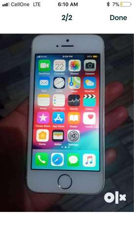 iPhone 5s (16gb) exchange bhi