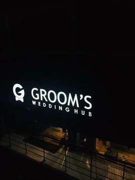 Kerala's largest wedding suit hub hiring Salesman