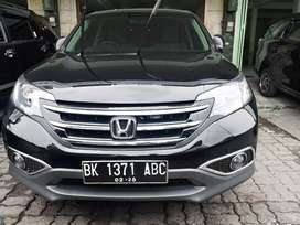 Honda CRV 2.4 excellent matic 2012