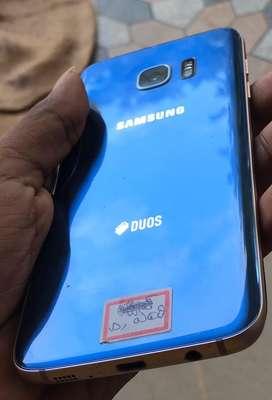 Samsung s7 edge blue colour