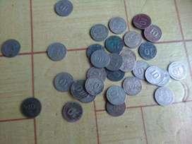 Uang logam 10 rupiah