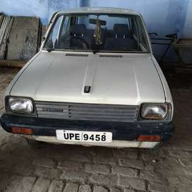 Well maintained old model Maruti 800