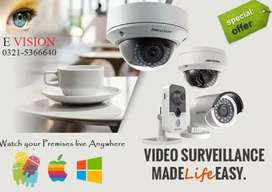 CCTV Cameras and Services