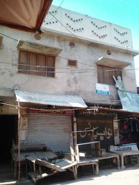 3 Marla Shops with double story market