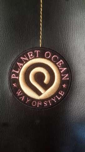 Tas tenteng / tas selempang planet ocean