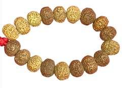 Rudraksha bracelets (7 Mukhi Indonesian)