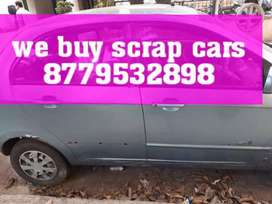 All types of scrap car buyers