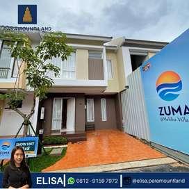 Zuma - Rumah Full Furnished 1M-an di Gading Serpong
