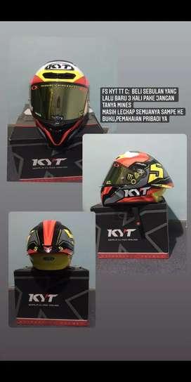 Kyt TT Course, Mulus !! Size M