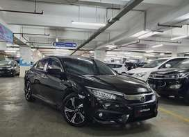 Honda Civic Turbo CVT Matic 2016 KM 28RB