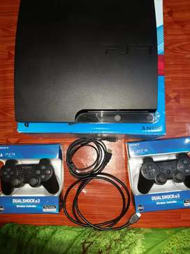 PS 3 SLIM HDD 500gb FULL GAME