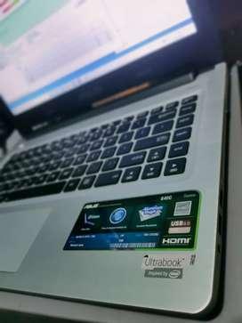 ASUS A46C INTEL CORE I5 NVIDIA 2GB