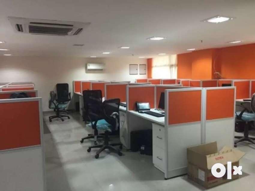 1000sq.ft office for rent in shankar nagar 0