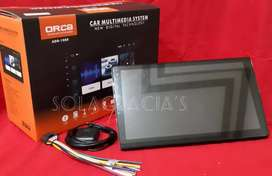 Tape Mobil / Double Din Android Mobil Orca 10 Inchi bisa wifi