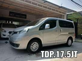 TDP 17.5jt Evalia XV matic th.2012 TDP