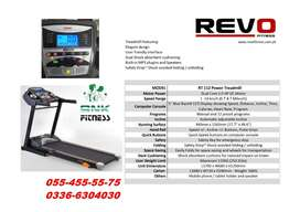 Revo RT 112 Motorized Treadmill