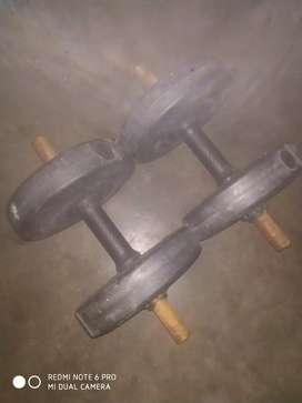 Gym dumbell