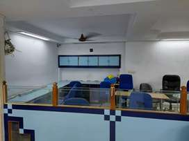 Fully furnished office available for rent in pavta