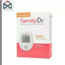 FAMILY DR KOLESTEROL/ ALAT CEK KOLESTEROL FAMILY DR