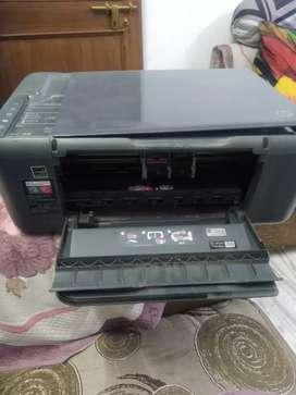 Hp ink jet printer