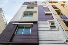 1 BK Fully Furnished Flat for rent in Koramangala for ₹7999, Bangalore