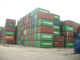 CONTAINER stell & Reefer Pendingin
