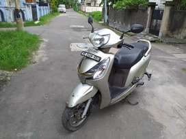Honda Aviator special edition with disc brake and alloy wheel for sale