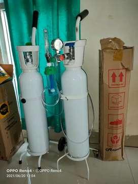 Tabung oksigen kecil