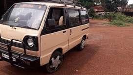Maruti Suzuki Omni 5 STR BS-III, 1997, LPG