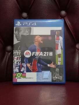 BD FIFA 2021 PS4 Reg. 3 - Original Second