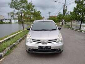 DP 13jt Nissan grand Livina 2012 type SV M/T