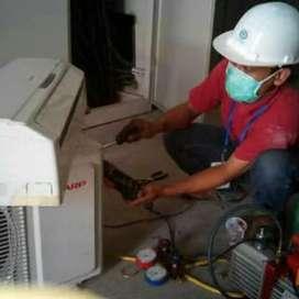 NIRMALA COOL :Servis alat2 Pendingin ,AC, Kulkas,Freezer,Showcase,.